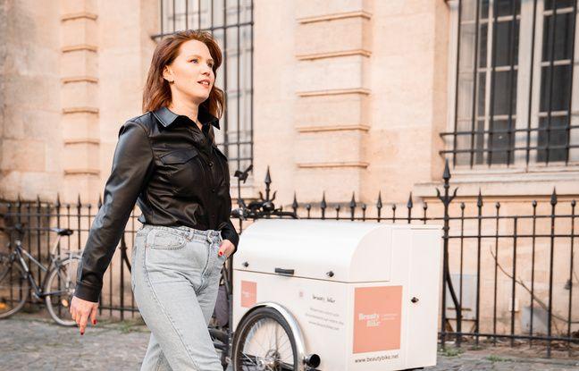 Alice Bailleul, fondatrice de Beauty Bike