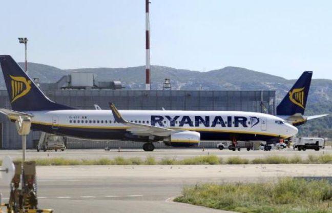 Marseille: Ryanair inaugure une base à l'aéroport, sa première en France