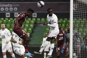Metz et Lille s'affrontent pour le compte de la 32e journée de Ligue 1