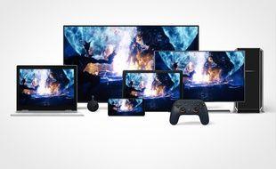 Stadia, la plateforme de jeu en streaming de Google, permettra de jouer sur PC, smartphone, tablette et PC.