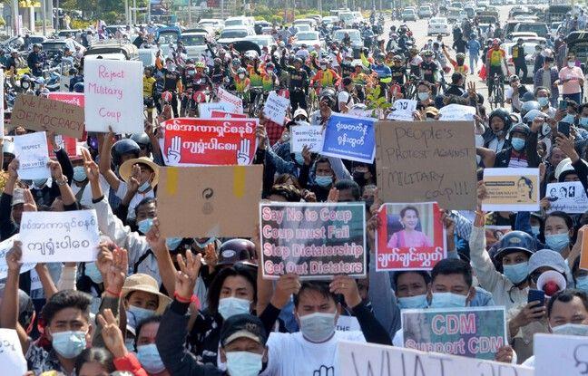 648x415 manifestations continuent malgre risques birmanie