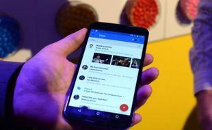 """Les Google Messages s'afficheront bientôt """"en bulles"""" sur l'écran"""