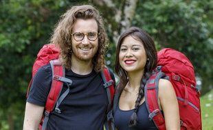 Maxime et Alizée, le «couple BCBG» de la saison 11 de «Pekin Express».