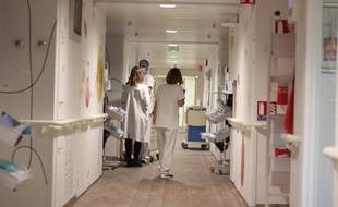 Hôpital: un projet de référendum déposé mercredi au Conseil constitutionnel (Archives)