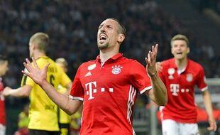 Franck Ribéry le 14 août 2016