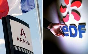 Le groupe nucléaire public Areva va fournir plus de 30.000 tonnes d'uranium naturel à l'opérateur historique EDF entre 2014 et 2035, ont annoncé lundi les deux géants français, sans donner de détails financiers.