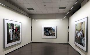 Lille, le 11 décembre 2019. L'Institut pour la photographie a ouvert ses portes depuis le 11 octobre 2019 à Lille