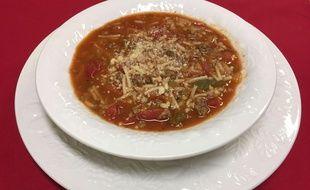 Une soupe pour faire du «souping»