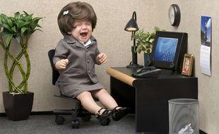 Si l'on ne prête pas assez attention à ses problèmes personnels et à la pression qui s'accumule au travail, la crise de nerfs guette.