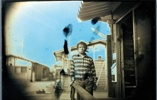 Takashi Arai a préféré la photo artistique pour évoquer l'après Fukushima.