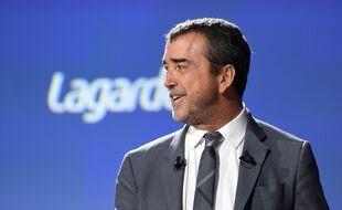 Arnaud Lagardère, à Paris le 10 mai 2019.