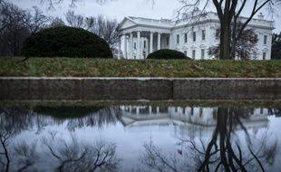 La Maison Blanche, le 6 décembre 2014 à Washington