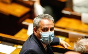 Xavier Bertrand, à l'Assemblée nationale le 23 septembre 2020.