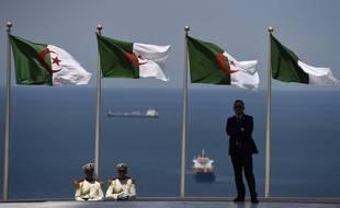 Algérie, illustration.