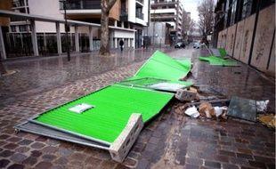 La région, placée en vigilance orange, n'a eu à déplorer que des dégâts matériels.