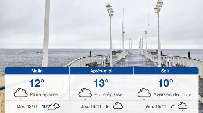 Météo Arcachon: Prévisions du mardi 12 novembre 2019 - 20minutes.fr