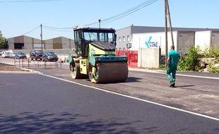 Du matériel était loué, jamais payé et laissé en plan sur les chantiers (Photo d'illustration).