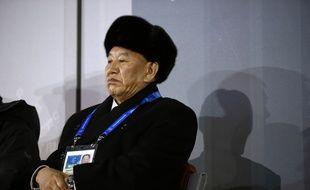 Kim Yong Chol, présenté comme le bras droit de Kim Jong Un.