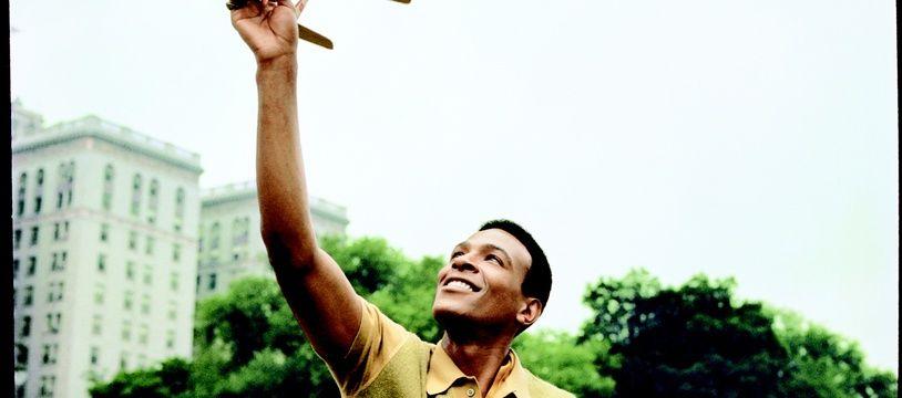 La légende du label Motown, Marvin Gaye.
