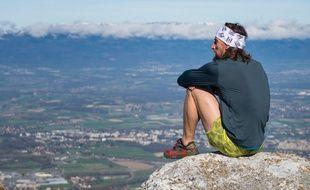 Stéphane Brogniart dispose déjà du record de la traversée des Vosges en 31 heures, il s'attaque maintenant à celui du Jura.