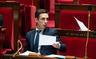 Jean-Baptiste Djebbari, député LREM