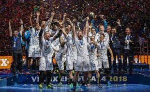 Les handballeurs du MHB sont devenus champions d'Europe pour la seconde fois. Ils joueront dans quelques années dans une nouvelle enceinte.
