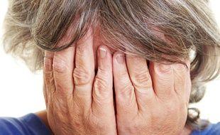 Illustration d'une personne souffrant de troubles bipolaires.