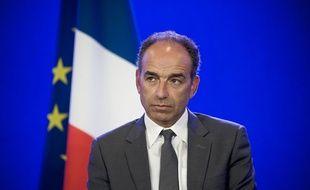 Jean-François Copé le 24 avril 2014.