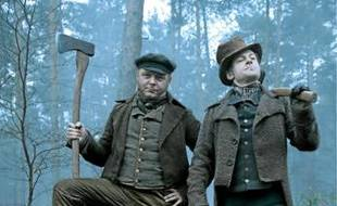 Burke et Hare, voyous cocasseset légendaires en Ecosse.