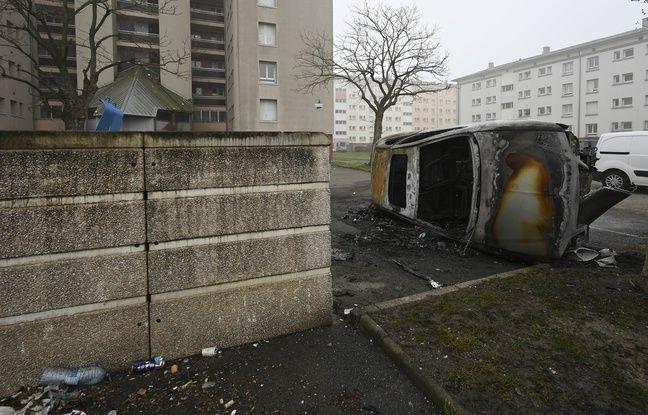 Strasbourg : 113 interpellations après les violences du Nouvel An, dont 66 mineurs