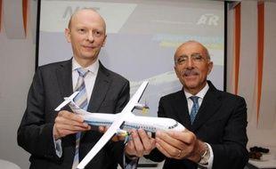 ATR, le constructeur européen d'avions de transport régional (EADS et Finmeccanica) à turbopropulseurs (à hélices) de 40 à 70 places, mise sur une nouvelle génération de 90 places pour garder son avantage économique face aux futurs jets régionaux, a annoncé jeudi son président Fillippo Bagnato.