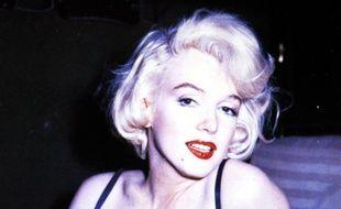 Marilyn Monroe à la fin des années 1950
