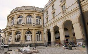La brasserie Le Picca située place de la Mairie à Rennes, va rouvrir le 5 novembre.