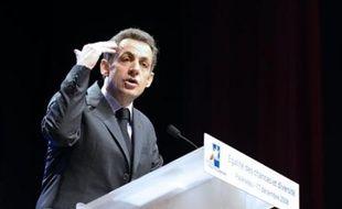 Nicolas Sarkozy a présenté mercredi ses mesures sur l'égalité des chances, du développement du CV anonyme à un meilleur accès des minorités aux grandes écoles, objectif qui passe par une réhabilitation du statut de boursier hérité de la IIIe République.