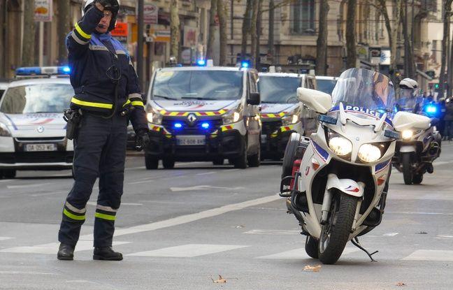 Lyon: Un jeune conducteur tué sur la route, le chauffard prend la fuite