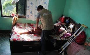 Les victimes du séisme du Népal ont toujours besoin, six mois après, d'accompagnement.