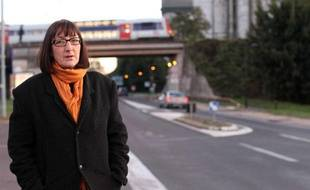 Marie-Pascale Treiber, l'ex femme de Jean-Pierre Treiber, le 14 octobre 2009.