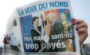 Le quotidien «La voix du nord».