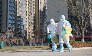 Un nouveau foyer de coronavirus a été découvert dans la région de Wuhan.