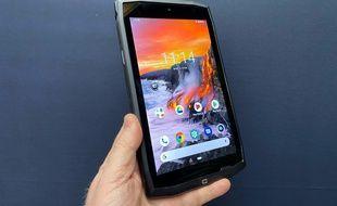 La tablette Crosscall Core-T4 lancée à 499 euros.