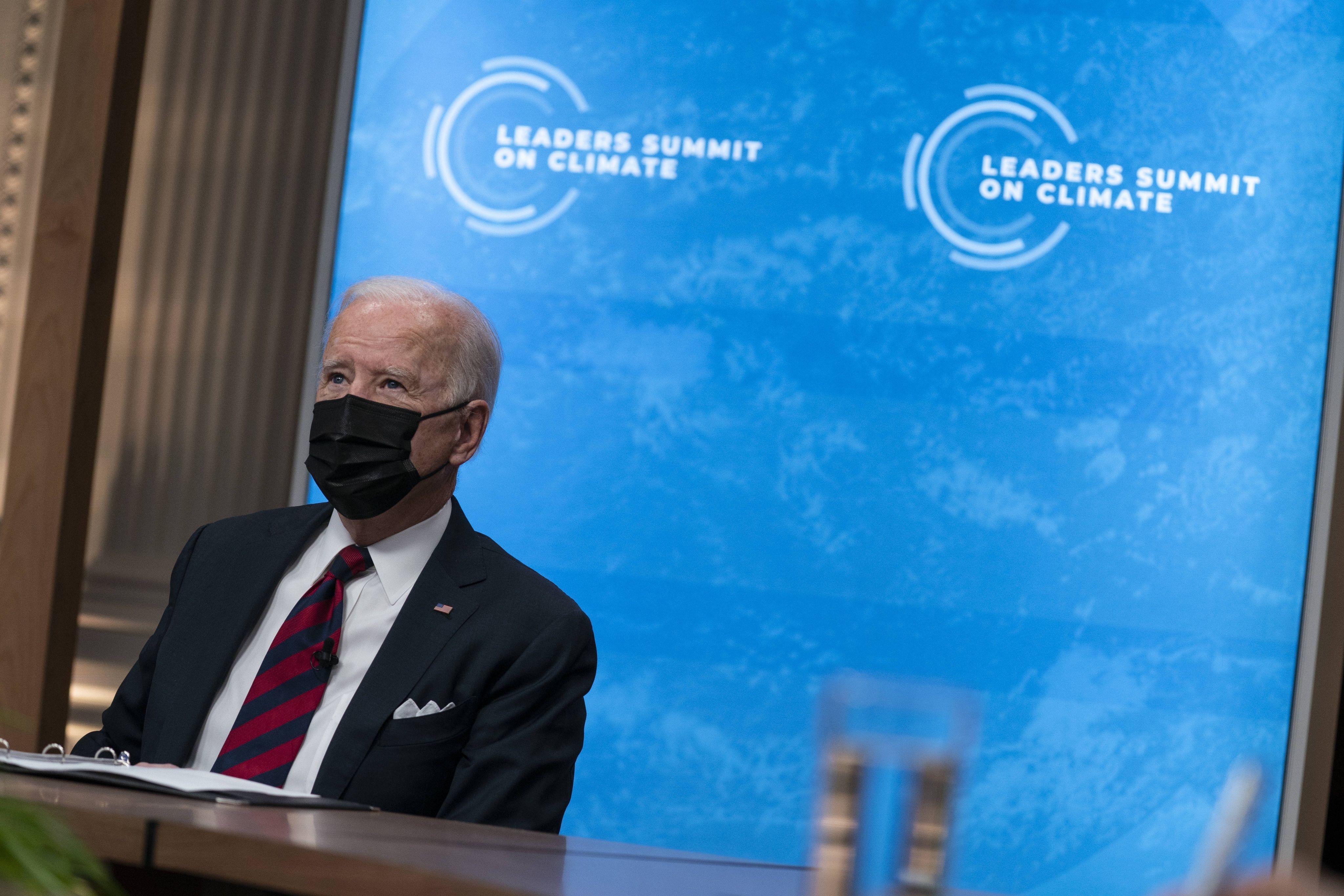 Joe Biden relève les objectifs des Etats-Unis mais reste flou sur les détails
