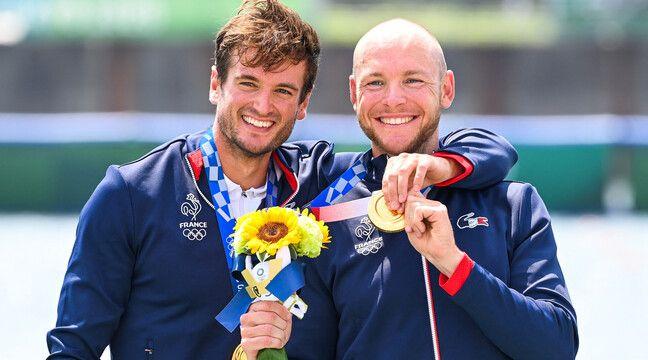 JO Tokyo 2021 EN DIRECT : Médaille d'or en aviron pour Boucheron et Androdias... Doublé pour Ariarne Titmus...