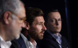 Andoni Zubizarreta, André Villas-Boas et Jacques-Henri Eyraud commencent à préparer la saison 2020-21.