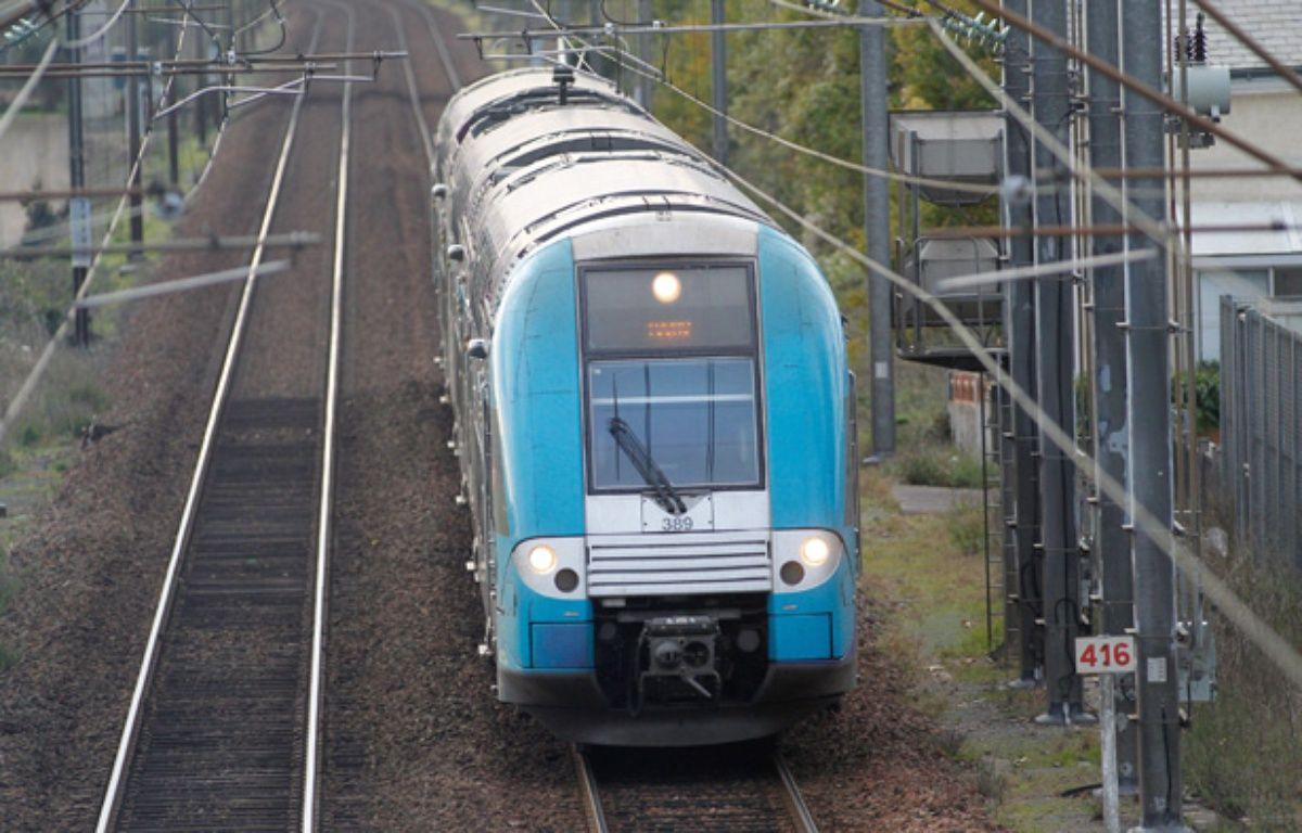 Illustration: Un train de la SNCF. – 20 MINUTES