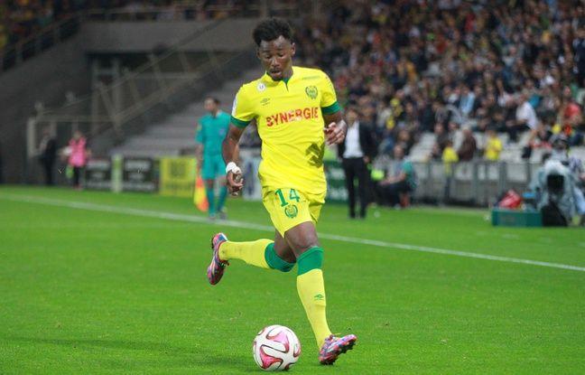 Georges Kévin Nkoudou Wallpaper: FC Nantes: NKoudou Et Audel Trop Justes Pour Le Derby