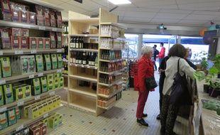 Les clients de Breizhicoop sont également propriétaires et employés de la supérette.