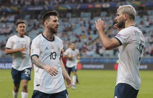 Copa América: L'Argentine en quarts après une victoire (enfin) face au Qatar
