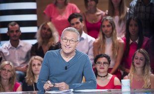 Laurent Ruquier présente