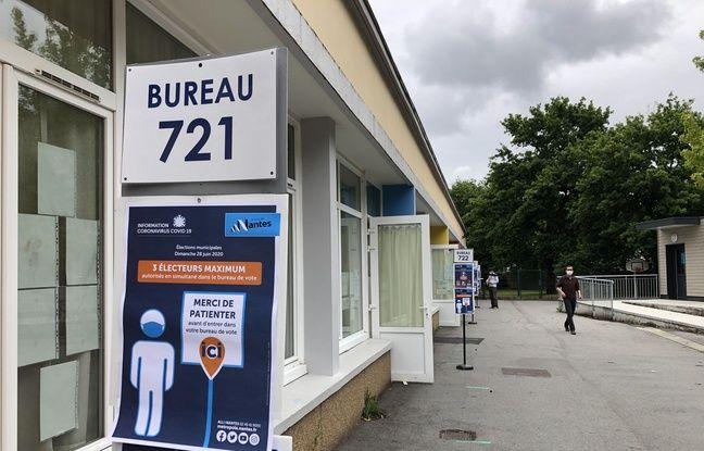 Elections municipales à Nantes EN DIRECT : Participation catastrophique dans la Cité des ducs...
