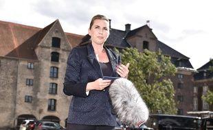 La Première ministre du Danemark Mette Frederiksen.